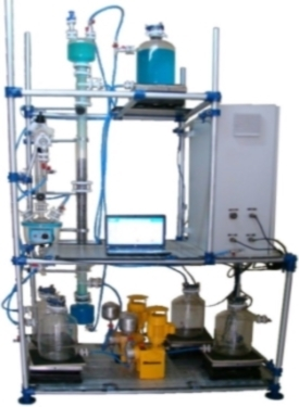 Automated Liquid Extraction Unit