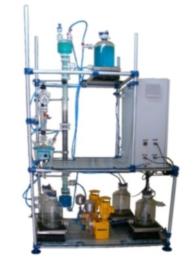 Glass Liquid Liquid Extraction Unit