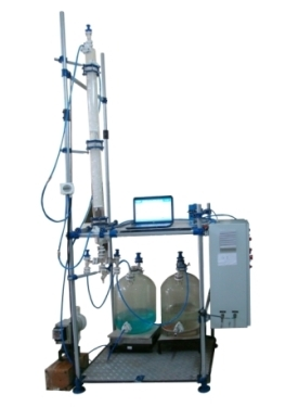 Automated Gas Absorption Unit