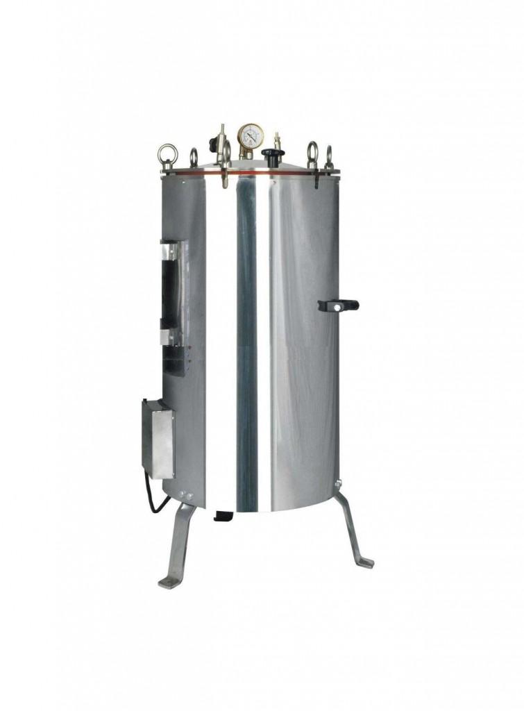 non-stirred high pressure reactor_ablaze