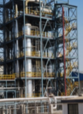 solvent recovery plant_ablaze
